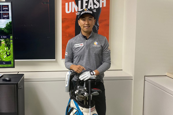 Profigolfer Moon Kyong-jun belegt Platz 23 bei BMW Indoor Invitational