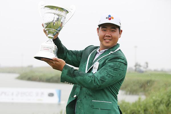 Profigolfer Kim Joo-hyung jüngster Sieger eines KPGA-Turniers