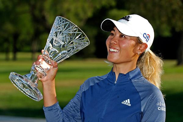 Danielle Kang gewinnt zweites Turnier in Folge auf wieder aufgenommener LPGA-Tour