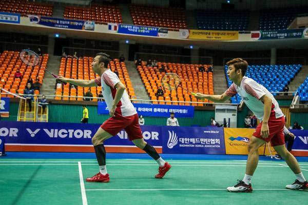 Provinz Nord-Jeolla ist Gastgeber der Badminton-Seniorenweltmeisterschaft 2023