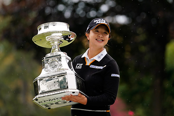 Profigolferin Kim Sei-young gewinnt Women's PGA Championship