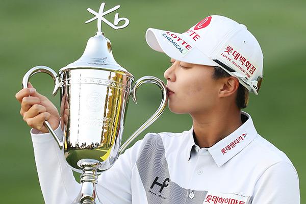 Profigolferin Kim Hyo-joo gewinnt Major-Turnier Star Championship