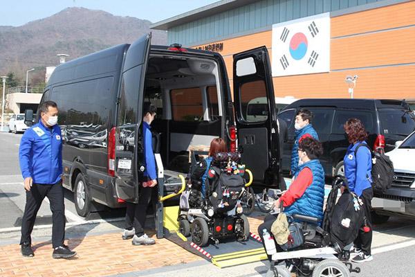 Spitzensportler mit Behinderung ziehen wieder ins nationale Trainingszentrum ein