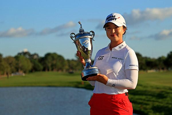 Profigolferin Kim Sei-young gewinnt Pelican Women's Championship