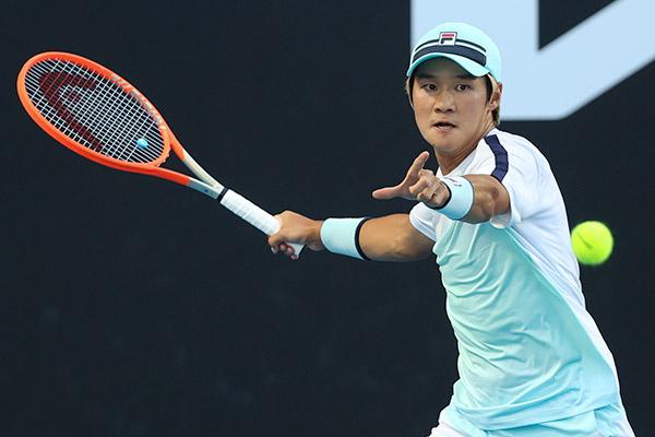 Tennisspieler Kwon Soon-woo gewinnt ATP Challenger Biella