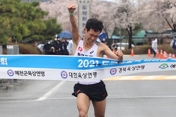 Marathonläufer Shim Jung-sub qualifiziert sich für Olympia