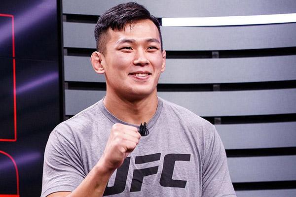 MMA-Kämpfer Jung Da-un gewinnt dritten UFC-Kampf