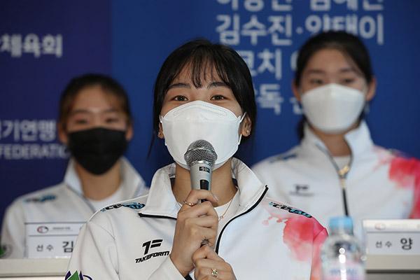 Südkoreanisches Curlerinnen gewinnen in Calgary gegen Favorit Schweden