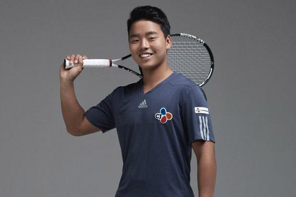 Tennisspieler Chung Yun-seong gewinnt ITF-Turnier in Tunesien im Doppel