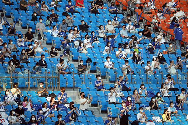 Wieder mehr Zuschauer beim Sport erlaubt