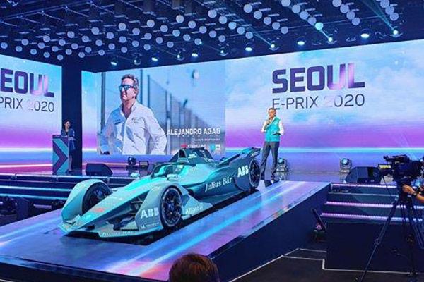 FIA Formel-E gastiert nächstes Jahr in Südkorea