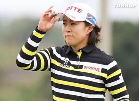 金海林高尔夫球世界女子锦标赛取得开门红