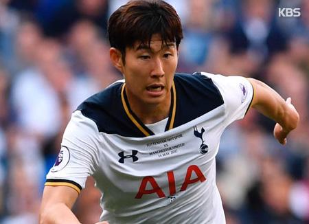 Football : Son Heung-min meilleur buteur de la Coupe d'Angleterre