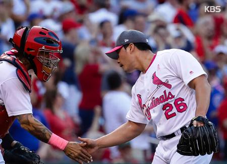 MLB : 30e sauvetage pour Oh Seung-hwan
