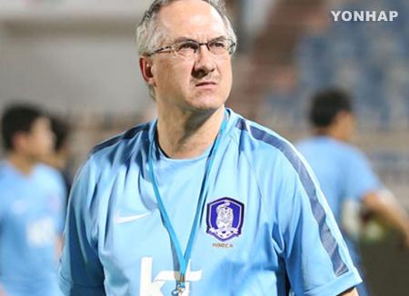 Südkoreanisches Fußball-Nationalteam trennt sich von Cheftrainer Uli Stielike