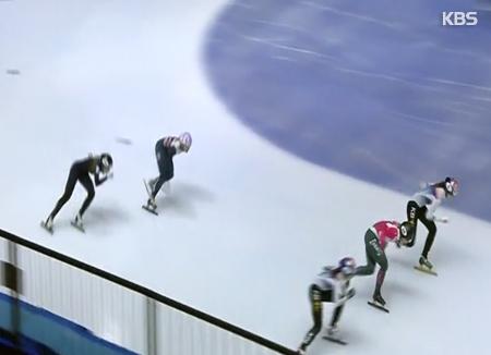 韩国队短道速滑世界杯赛首站摘得6金