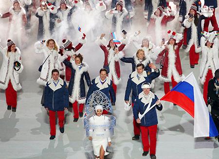 韩国:将以国家代表团规格接待俄罗斯选手