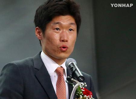 朴智星:将欧洲的经验倾注于韩国足球