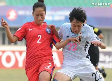 Tournoi de football féminin de l'AFC : les sud-Coréennes dans le groupe du Japon