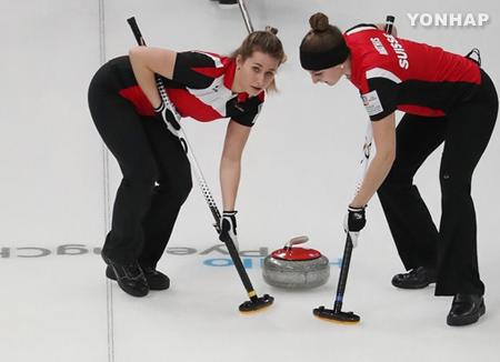 Olympische Winterspiele 2018 in Pyeongchang: Curling