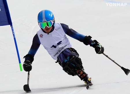 Stars der Paralympischen Winterspiele 2018 in Pyeongchang