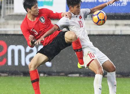 Südkoreanisches U-19-Fußballteam beendet JS Cup auf dem zweiten Platz