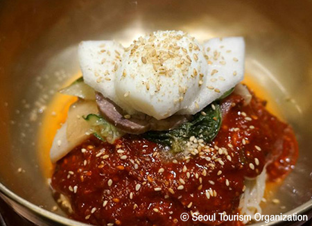 Seoul's Spiciest Dishes