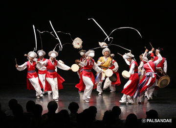 Die Wiederbelebung der Nongak-Frauengruppen: Yeonheedan Palsandae