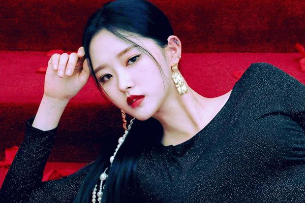 Wiki-ídol: Olivia Hye (LOONA)