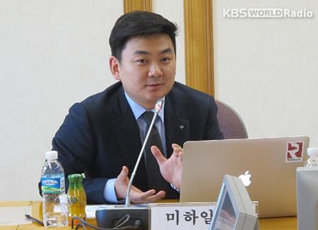 Представитель международного проекта RBTH в Республике Корея Михаил Ли