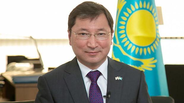 Посол Казахстана в Корее Дюсенбаев Б.А. Часть 1.