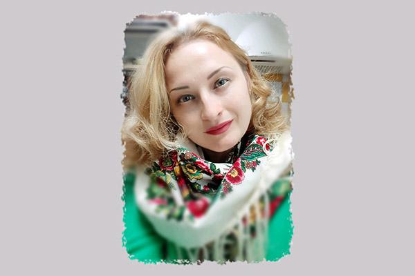 Мастер традиционного декоративно-прикладного творчества Ольга Федосеева из России.