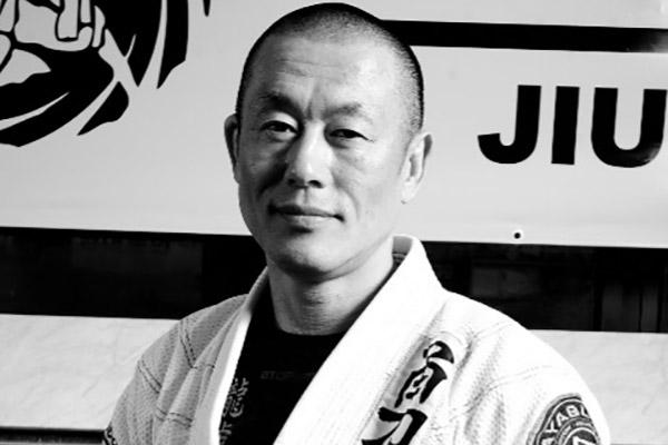 Инструктор в Федерации KUDO Украины Сергей Ли