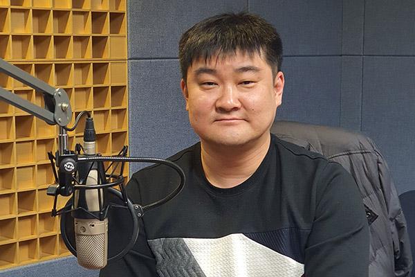 Администратор группы «Вместе в Корее» Денис Ким из России