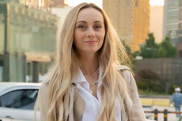 Анна Барабаш из России. Часть 1