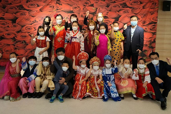 10-й юбилейный фестиваль Российско-корейской дружбы «Миллион алых роз 2020»