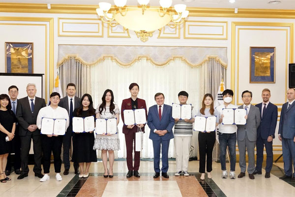 10-й юбилейный конкурс по русскому языку среди студентов корейских ВУЗов