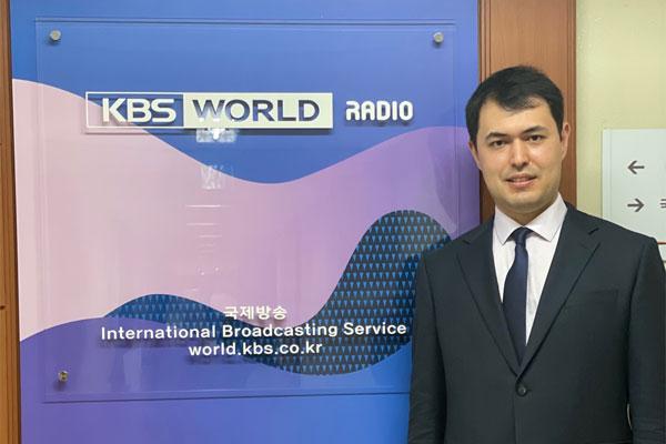 Представитель Узбекистана в Секретариате Форума Сотрудничества