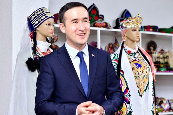 Председатель Совета иностранных резидентов г. Сеула Ахрор Бакиев из Таджикистана, Часть 2
