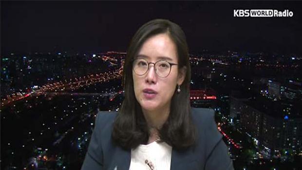成长在韩国