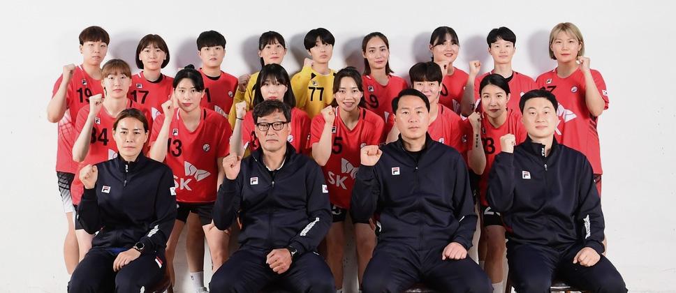여자핸드볼은 도쿄올림픽까지 올림픽 10회 연속 진출