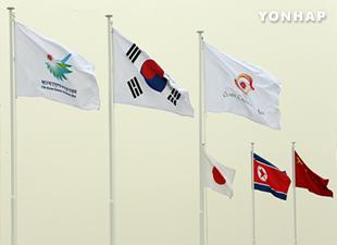 Принято решение о северокорейском флаге на Азиатских играх