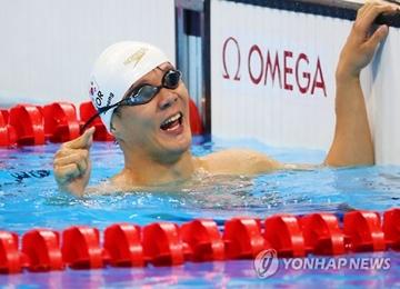 リオ大会3冠の競泳チョ・ギソン、初挑戦の平泳ぎ50mで6位 東京パラ