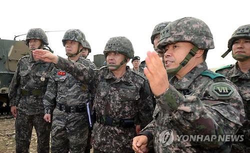 Южнокорейские военные готовятся к провокациям со стороны Пхеньяна