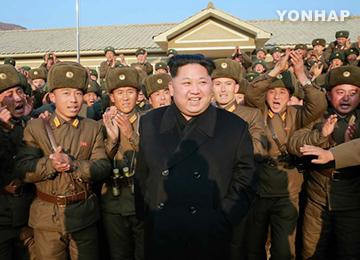 Ким Чон Ын ознакомился с боеготовностью ВС