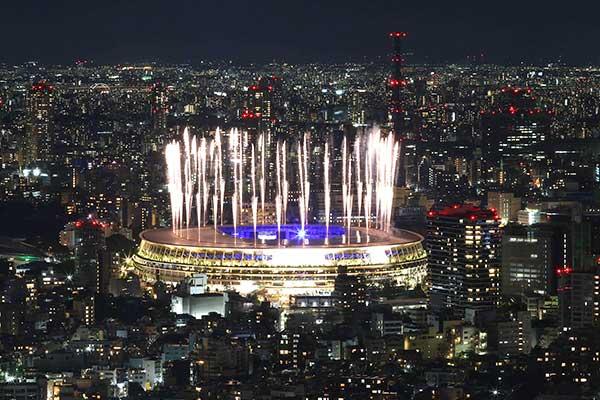 حصاد دورة الألعاب الأولمبية الصيفية طوكيو 2020