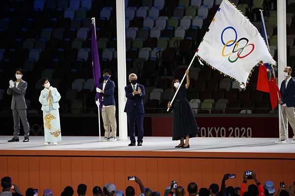 El presidente elogia a los deportistas olímpicos