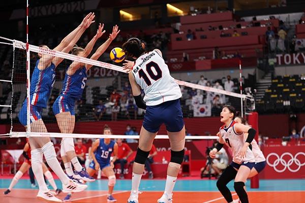 JO, jour 16 : pas de chance pour les volleyeuses, la Corée du Sud termine avec 6 médailles d'or, 4 d'argent et 10 de bronze