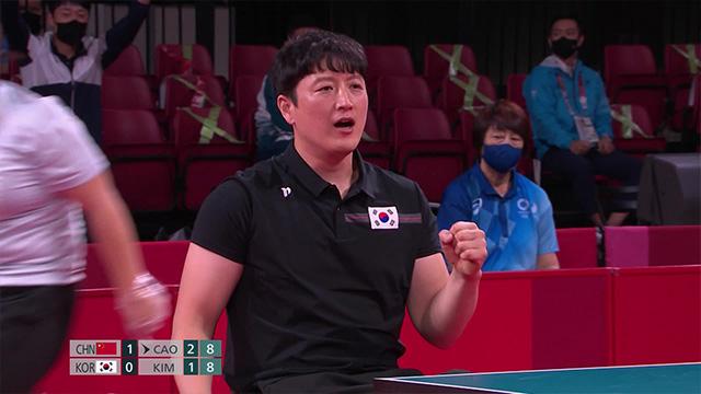 東京パラリンピック 卓球団体戦で男女ともに銀メダル