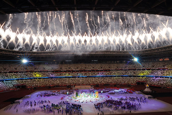 2020 Tokyo Paralympics Come to an End